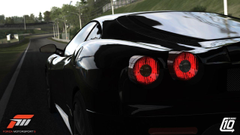 need for speed y forza motorsport wallpapers