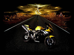 Yamaha R6 Devils Bike bike wallpapers