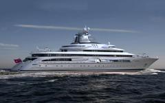 Blohm Voss MY X Exploration Yacht 1