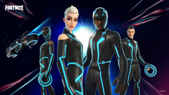 Tron Outfits Arrive in Fortniteepicgames