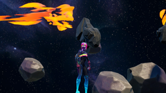 Galaxia Fortnite wallpapers