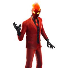 Evil Suit Fortnite wallpapers