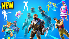 Visitor Volta Fortnite wallpapers