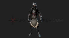 D Renders of Leaked v6 10 Skins Cosmetics Found in Files