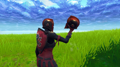 Fortnite Account Xbox One Red Knight Ragnorak Black Red Knight And
