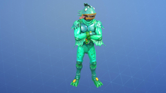 Moisty Merman Outfit