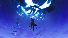 Raven Night FortNiteBR