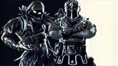 Raven and Black Knight Wallpapers FortNiteBR