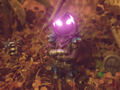 I made this clay Raven from Fortnite FortNiteBR
