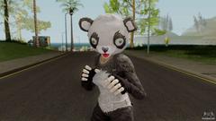 Fortnite Female Panda Team Leader for GTA San Andreas
