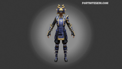 FORTNITE Outfit Hime