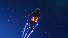 Wallpapers Dark Voyager Fortnite 4K Games