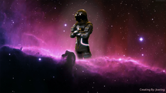 Best Dark Voyager Fortnite Wallpapers