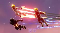 Fortnite Battle Royale Dark Voyager Moonwalker Mission Specialist