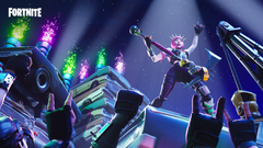 Fortnite Backgrounds Power Chord Wallpapers and Stock