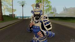 Fortnite Commando Musha for GTA San Andreas