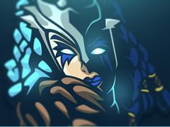 Valkyrie Fortnite Mascot by Didier