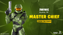 Master Chief Fortnite wallpapers