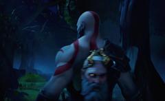 Kratos Fortnite wallpapers