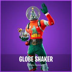 Globe Shaker Fortnite wallpapers