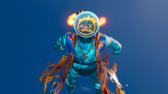Astro Jack Fortnite wallpapers