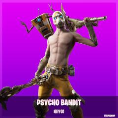 Psycho Bandit Fortnite wallpapers