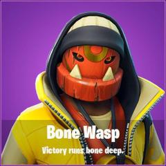 Bone Wasp Fortnite wallpapers