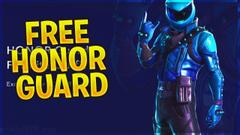 Honor Guard Fortnite wallpapers
