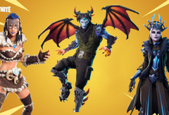 Here Are All The Crazy Leaked Skins And Cosmetics In Fortnite s v7