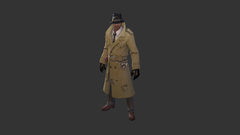 Sleuth Outfit