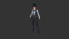 Gumshoe Outfit