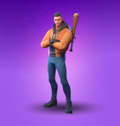 Maverick appears to be the counterpart male skin to Shade These