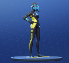 Reef Ranger Fortnite Outfit Skin How to Get News