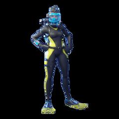 Fortnite Reef Ranger