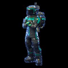 Fortnite Toxic Trooper