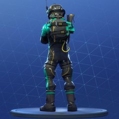 Toxic Trooper Fortnite Outfit Skin How to Get Updates