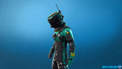 Toxic Trooper Fortnite outfit