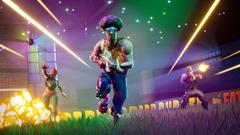 Fortnite Funk Ops Wallpapers by DecoderX Gaming