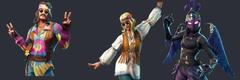 Fortnite Leaked Skins Emotes Include Road Trip Musha Dreamflower