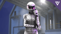 Fortnite Whiteout by VulcanLayouts