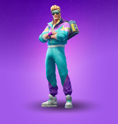 Mullet Marauder Fortnite Outfit Skin How to Get Info