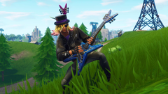 Stage slayer is one of the coolest skins they ve added in a while