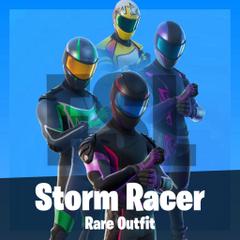Storm Racer Fortnite wallpapers