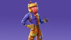 Beef Boss 4K 8K HD Fortnite Battle Royale Wallpapers