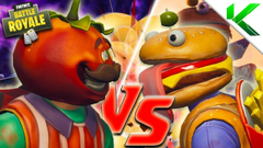 TOMATO HEAD VS BEEF BOSS RESTAURANT WARS