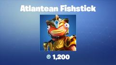 Atlantean Fishstick Fortnite wallpapers