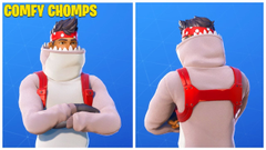 Comfy Chomps Fortnite wallpapers