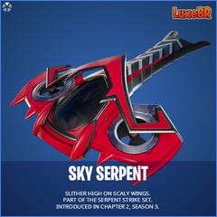 Scarlet Serpent Fortnite wallpapers