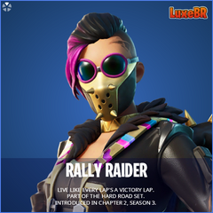Rally Raider Fortnite wallpapers