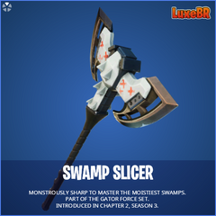 Swamp Stomper Fortnite wallpapers